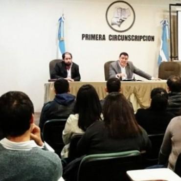 En el colegio de abogados nueva presentación de la Banca Ciudadana o del Pueblo