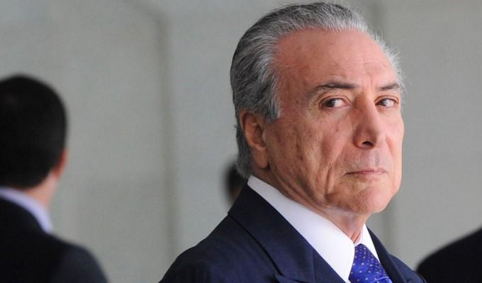 Brasil decime que se siente…¿Tener políticos corruptos es de Temer?