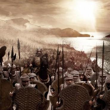 La guerra electoral, la guerra de Colombi y nuestra batalla de las Termópilas.