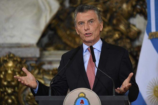 El modelo económico no se toca, asegura Macri