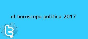 Horóscopo Político Correntino.