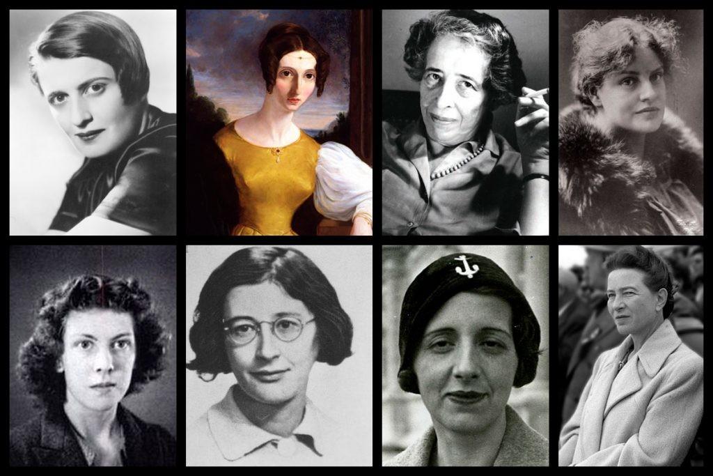 Una Historia alternativa y feminista de la Filosofía occidental a golpe de clic