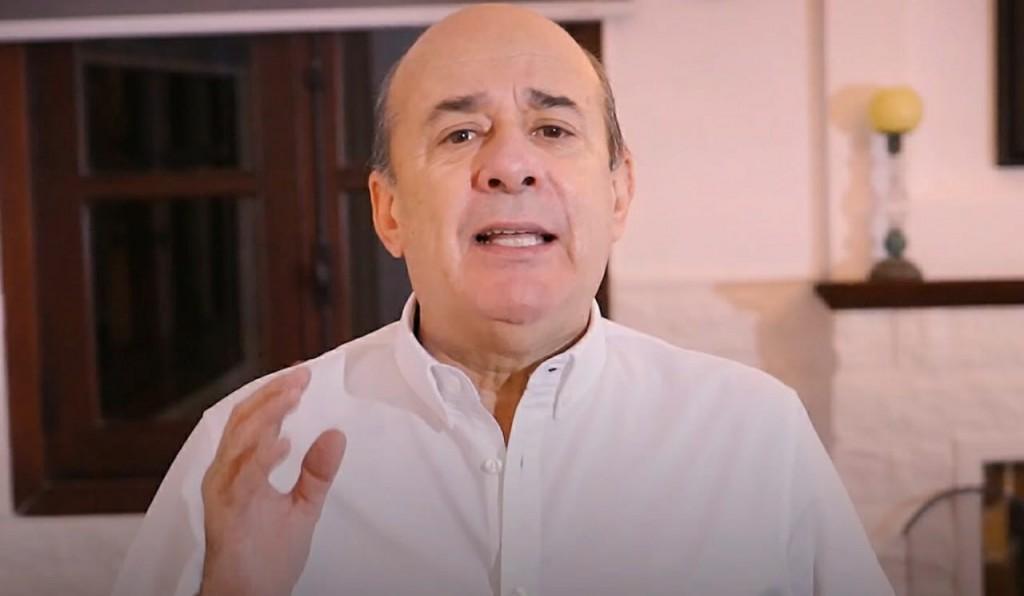Canteros lanzó un nuevo frente político para competir por la intendencia.