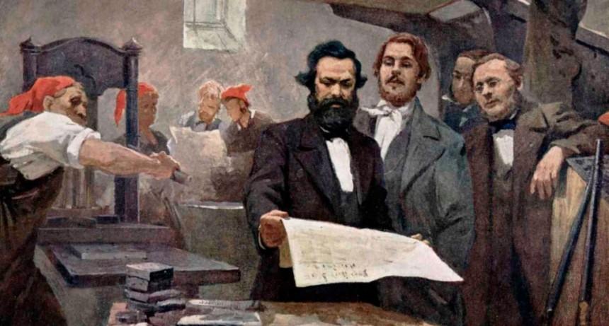 Tal vez una ambigüedad en el pensamiento de Marx... (con ocasión del 150 aniversario de la Comuna de París)