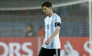 Los personalismos en la política y el fútbol, los casos  Colombi y Messi