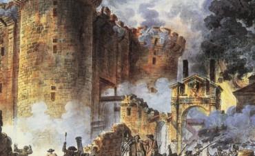 14 de Julio Fin del Antiguo Régimen Inicio del Nuevo.