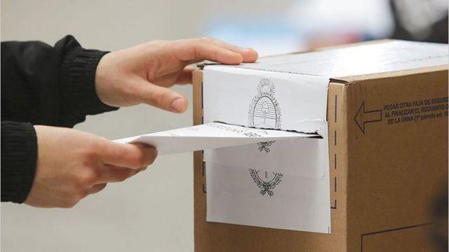Post peronismo y elecciones.