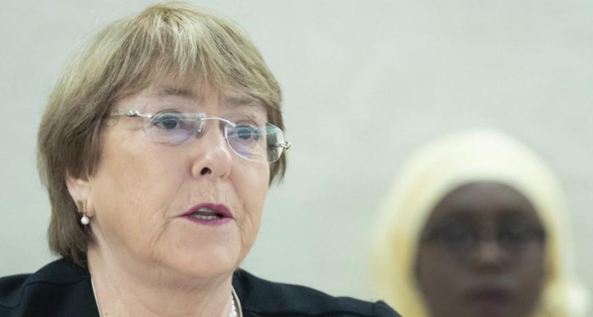 Bachelet: Venezuela ha puesto en marcha una estrategia para neutralizar, reprimir y criminalizar a la oposición política y a quienes critican al Gobierno