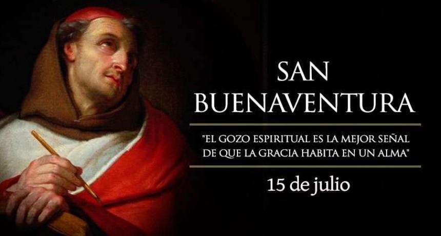 San Buenaventura o al César lo que es del César.