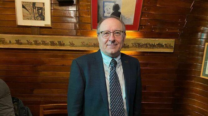 """""""Conversatorio"""" con el filósofo José Luis Villacañas Berlanga."""