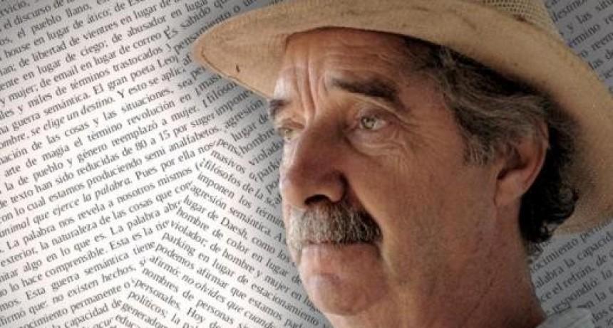 Conversatorio con el filósofo Alberto Buela.
