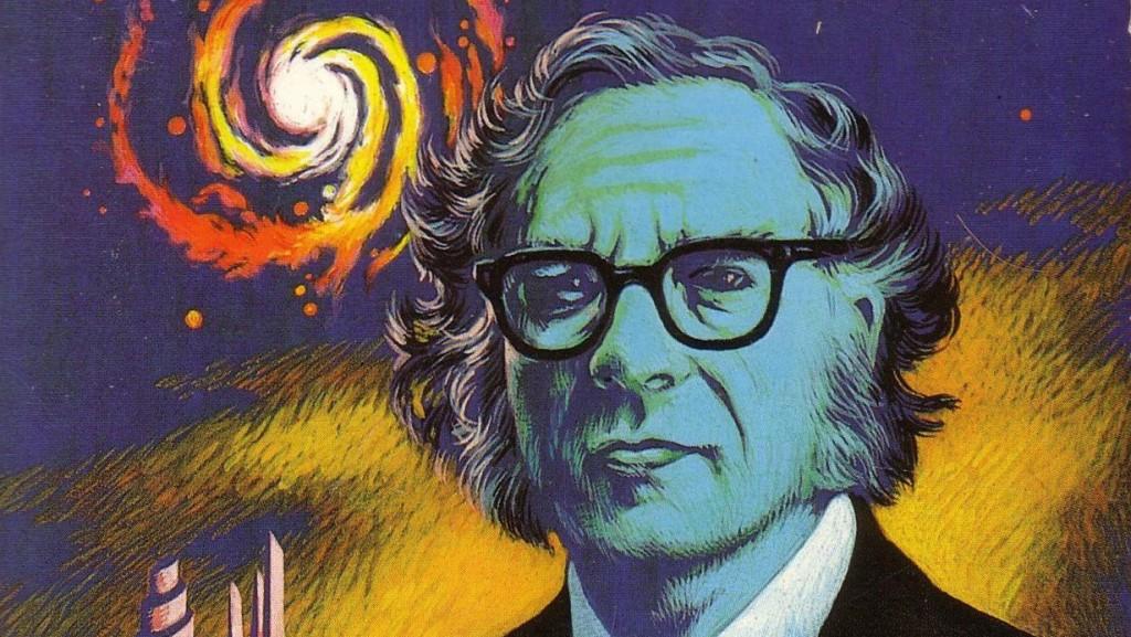 Isaac Asimov y las superproducciones de Hollywood