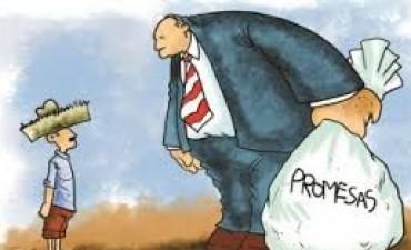 El pérfido engaño de afirmar que la política debe resolver los problemas de la gente