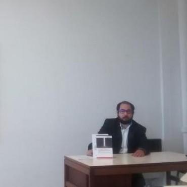 """Se Presentó """"La Democracia Incierta"""" en el Congreso de filosofía organizado por la Universidad del Litoral (Santa Fe) y AFRA."""
