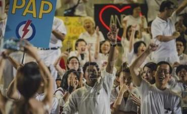 ¿Ganará la misma expresión política en esta elección, como viene sucediendo, en Singapur?