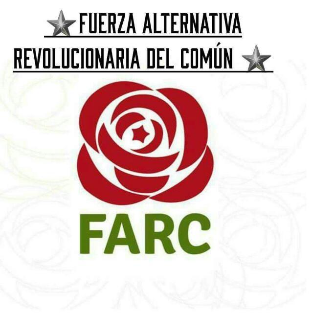 """Trabajan en la conformación del partido """"FARC"""" en la Argentina."""