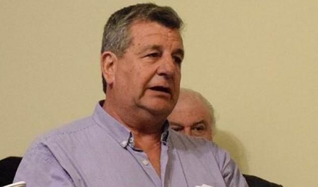 """Índice democrático; respuestas del presidente del partido cambio solidario """"Víctor Cemborain""""."""