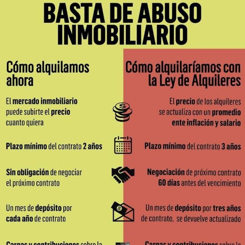 En Corrientes, la comisión la va a tener que pagar el dueño