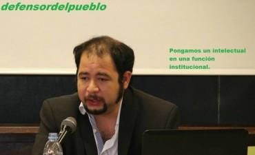 Inician campaña de junta de firmas para candidato a defensor del pueblo