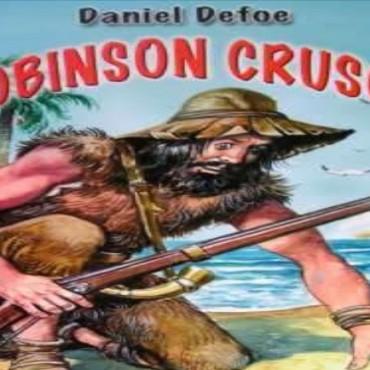 ¿Quién es Robinson Crusoe?
