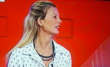 La Consultora Daniela Aruj en Corrientes.-