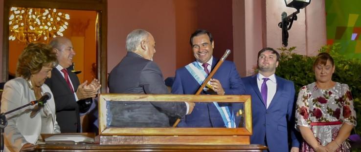 Menos del 20% aprueba la gestión del Gobernador Valdés.