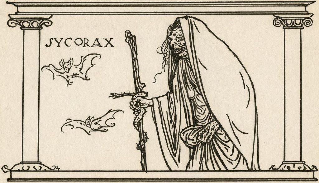 Volvió a ganar la bruja Sycorax.
