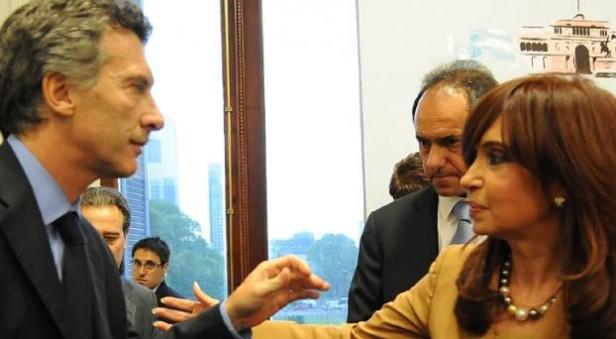 Macri o la continuidad del Kirchnerismo.