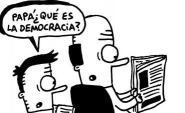 Democracia como voluntad de ruptura.