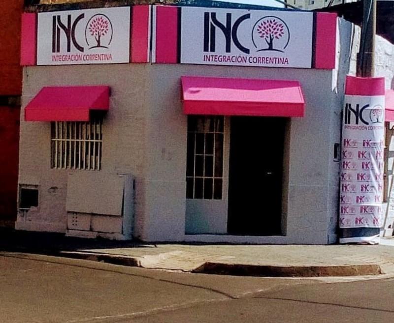 """40 días de duración la sede principal de un """"partido político"""" en Corrientes."""