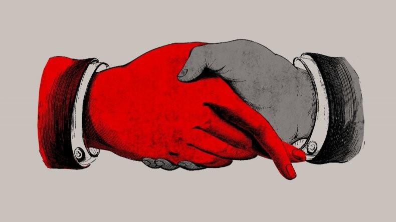 """La """"traición"""" como necesidad del sistema político."""