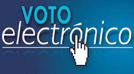 Propondrá la elección abierta convocada en diciembre votar vía web y mediante aplicación.