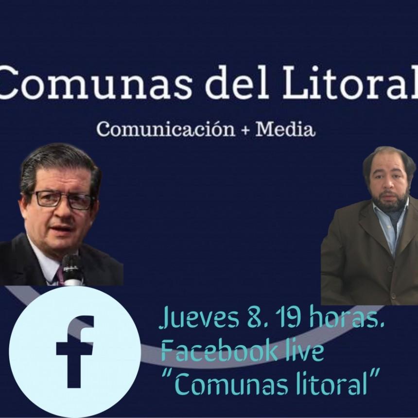 """Ciclo de entrevistas """"política en tiempos impensados""""."""