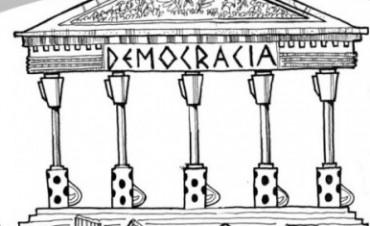 Somos presupuesto y condición de la democracia.