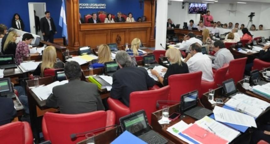 En plena conformación el índice democrático del Poder Legislativo Chaqueño.