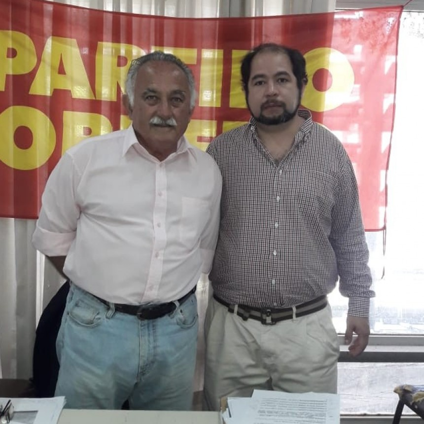 Respondió al Índice Democrático el Diputado Aurelio Díaz.