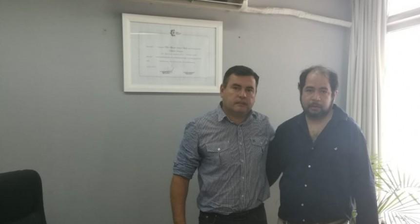 Las respuestas del Diputado Alejandro Aradas al índice democrático.