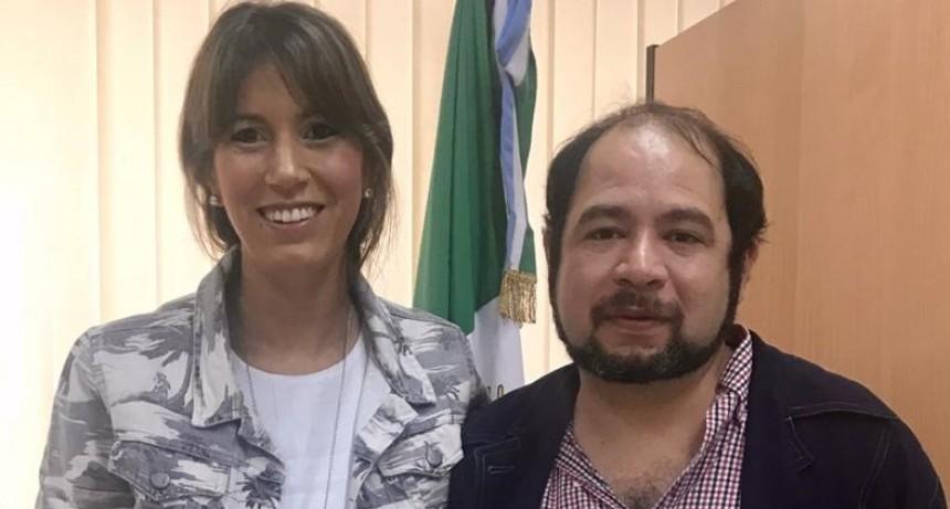 Nadia García Amud confeccionó el índice democrático.