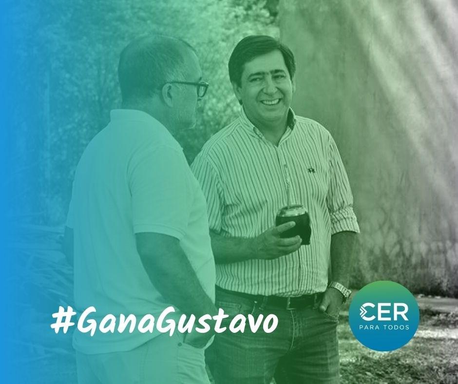 #GanaGustavo