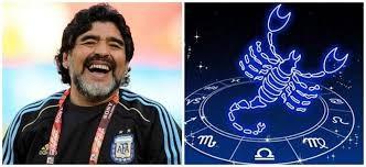 Explicando a Maradona : la imagen del escorpión
