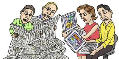 Periodismo y pago.