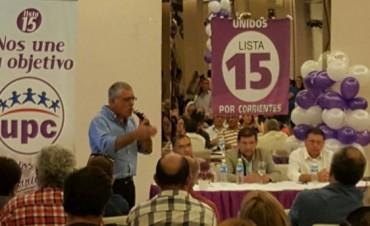 Salutación del Diputado Marcelo Chaín.