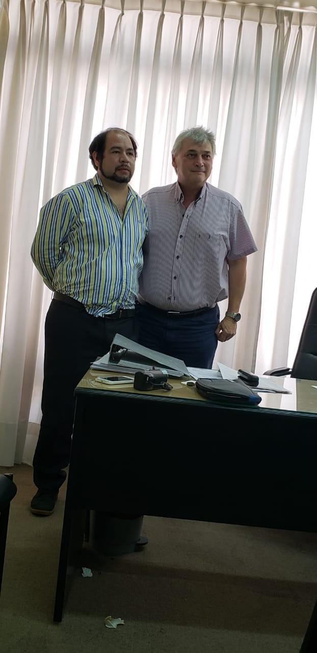 Confeccionó el índice democrático el diputado Gustavo Corradi.