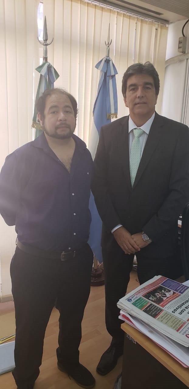 Confeccionó el índice democrático el Diputado Ricardo Sanchéz.