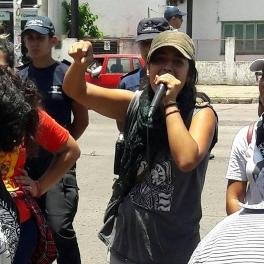 Entrevista con Silvana Romero, referente del FOB Corrientes.