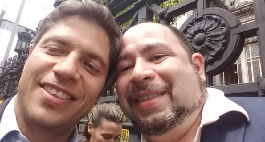 """""""El peronismo correntino está en la universidad""""."""