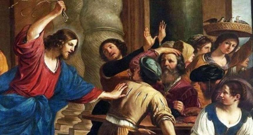 Jesús de echar los mercaderes del templo ¿a propiciar una navidad con distanciamiento social?